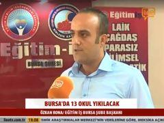 Bursa'da 13 Okul Binası İçin Yıkım Kararı Verildi, Peki Ya Diğerleri?